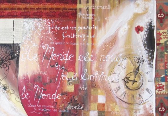 Nous sommes le monde - 2012 - Cré'Anne©